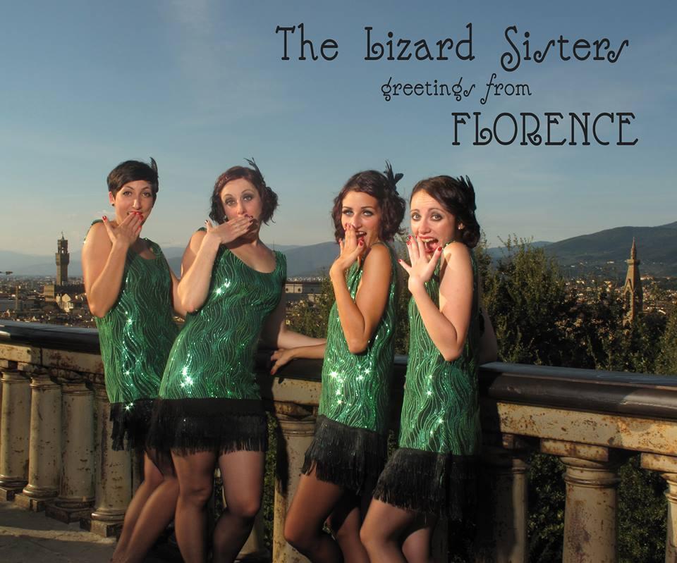The Lizard Sisters